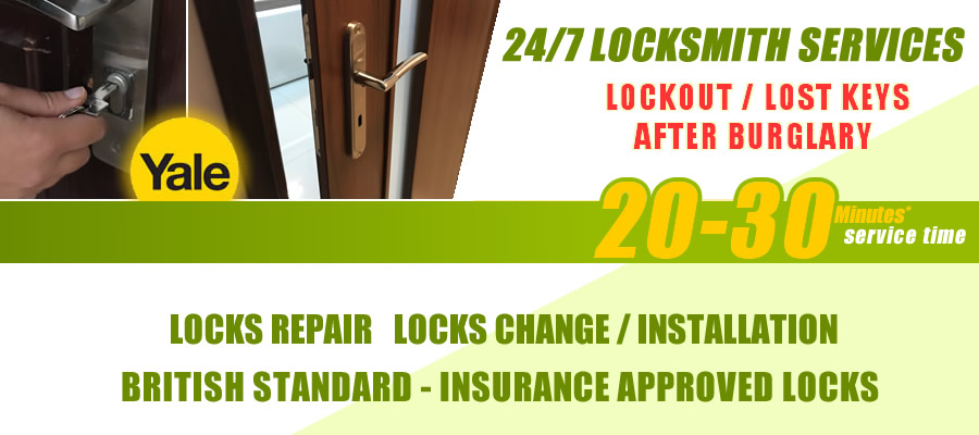 South Woodford locksmith services